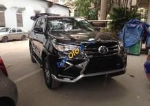 Bán Toyota Fortuner G năm sản xuất 2017, màu đen, nhập khẩu nguyên chiếc