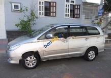 Cần bán lại xe Toyota Innova G sản xuất năm 2009, màu bạc, giá chỉ 495 triệu