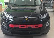 Ford Ecosport Titanium Black Edition 2017 140tr nhận xe ngay, tặng phim, bệ bước, bảo hiểm 2 chiều, - 0938 055 993