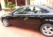 Bán Mazda 6 sản xuất năm 2003, màu đen, giá tốt