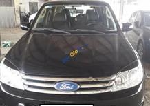 Bán Ford Escape XLS đời 2009, màu đen, biển 79