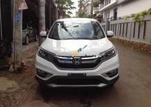 Cần bán lại xe Honda CR V 2.0AT 2014, máy xăng, máy móc gầm bệ chắc chắn