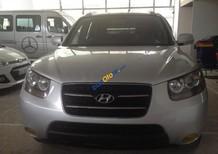 Cần bán xe Hyundai Santa Fe MLX sản xuất năm 2009, màu bạc, nhập khẩu