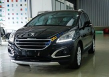 Cần bán Peugeot 3008 đời 2016, màu đen, ưu đãi toàn miền Bắc