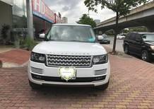 Bán LandRover Range Rover HSE, đăng ký 2015 màu trắng,nội thất cherry cực đẹp,thuế sang tên 2%