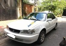 Xe Toyota Corolla 1.3MT đời 2001, màu trắng giá cạnh tranh