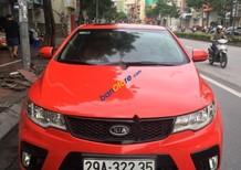 Cần bán gấp Kia Forte Koup 1.6 GDI đời 2011, màu đỏ, xe nhập chính chủ, 528 triệu