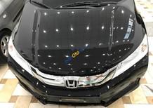 Bán ô tô Honda City năm 2014, màu đen xe gia đình