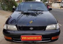 Bán ô tô Toyota Corona GLi 2.0MT sản xuất 1995, màu đen, nhập khẩu nguyên chiếc, giá tốt