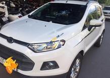 Cần bán lại xe Ford EcoSport Titanium năm 2014, màu trắng đẹp như mới