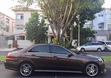 Cần bán xe Mercedes E250 AMG đời 2015, màu nâu