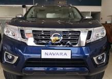 Cần bán xe Nissan Navara VL đời 2017, màu xanh lam, xe nhập giá cạnh tranh