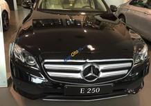 Bán ô tô Mercedes E250 2017, màu đen