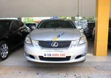 Ô tô Hữu Trí bán xe Lexus GS 350 đời 2009, màu bạc, nhập khẩu