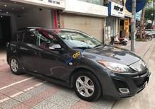 Bán Mazda 3 1.6AT sản xuất 2010, màu xám, nhập khẩu nguyên chiếc