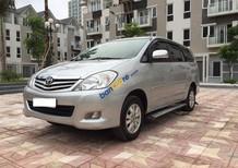 Bán Toyota Innova 2.0 G đời 2010, màu bạc