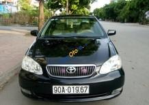Chính chủ bán Toyota Corolla Altis 1.8G sản xuất 2006, màu đen