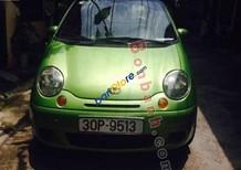 Bán Daewoo Matiz đời 2005, màu xanh, xe gia đình, giá tốt