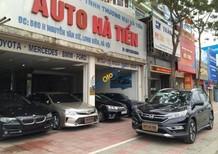 Cần bán lại xe Honda CR V 2.4AT đời 2016, màu đen như mới