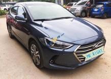 Cần bán gấp Hyundai Elantra GLS đời 2017, màu xanh lam