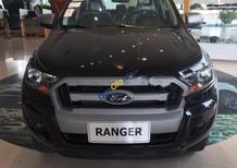 Bán ô tô Ford Ranger XLS MT đời 2017, màu đen, nhập khẩu nguyên chiếc