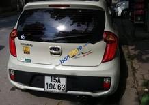 Bán xe Kia Morning AT sản xuất 2013, màu kem (be), xe nhập