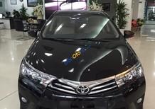 Bán ô tô Toyota Corolla Altis 1.8G CVT đời 2017, màu đen