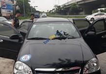 Bán xe Daewoo Lacetti đời 2011, màu đen