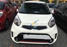 Bán xe Kia Morning Si AT đời 2017, màu trắng, 402tr