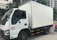Isuzu 1.9 tấn thùng kín giá rẻ Hải Phòng 01232631985