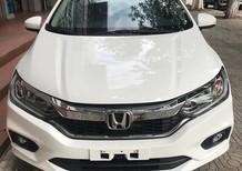 Bán xe Honda City 1.5CVT 2017 tại Huế, trả góp 80%, hỗ trợ làm giấy tờ xe, 0914815689