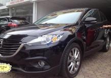 Cần bán gấp Mazda CX 9 đời 2014, màu đen, xe nhập