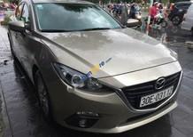 Bán ô tô Mazda 3 đời 2016, màu vàng, xe siêu lướt, mới như giao hãng