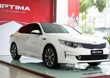 Bán xe Kia Optima 2.0 ATH 2017, màu trắng