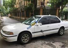 Cần bán lại xe Honda Accord sản xuất 1992, màu trắng, giấy tờ đầy đủ