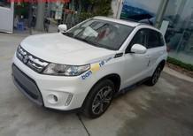 Cần bán Suzuki Vitara 2017, màu trắng, nhập khẩu nguyên chiếc, xe giao ngay, Lh: 0911.493.556