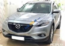 Bán xe Mazda CX 9 đời 2013, màu bạc số tự động