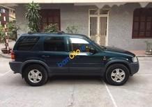 Bán xe cũ Ford Escape XLT 3.0 đăng ký 2004 màu xanh, hộp số tự động, máy xăng