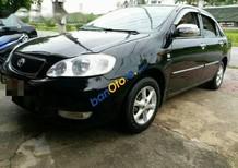 Cần bán lại xe Toyota Corolla Altis năm 2004, gầm bệ chắc, côn số ngọt, điều hoà mát, lốp mới