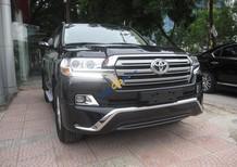 Bán xe Toyota Land Cruiser V6 đời 2017, màu đen, nhập Trung Đông, giá tốt nhất