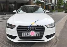 Cần bán gấp Audi A4 TFSi Tubor 2012, màu trắng, xe nhập chính chủ