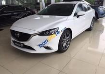 Cần bán xe Mazda 6 đời 2017, màu trắng