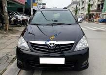 Bán Toyota Innova 2.0E sản xuất 2009, màu đen số sàn