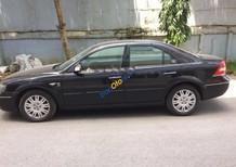 Bán Ford Mondeo năm 2004, màu đen, đã làm mới hộp số, động cơ rất khỏe và êm ái