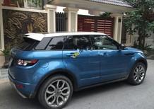 Bán LandRover Range Rover Evoque đời 2014, màu xanh lam, xe nhập
