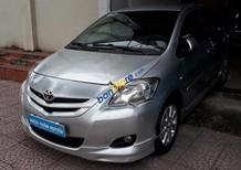 Bán xe Toyota Vios E 1.5MT đời 2010, màu bạc
