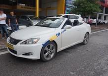 Cần bán xe Lexus IS 250C sản xuất 2010, màu trắng, nhập khẩu chính chủ