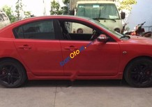 Bán ô tô Mazda 3 2009, màu đỏ, xe nhập còn mới, giá 390tr