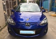 Bán Mazda 2 1.5AT đời 2011, màu xanh lam