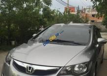 Cần bán xe cũ Honda Civic 1.8 AT sản xuất 2010, màu bạc